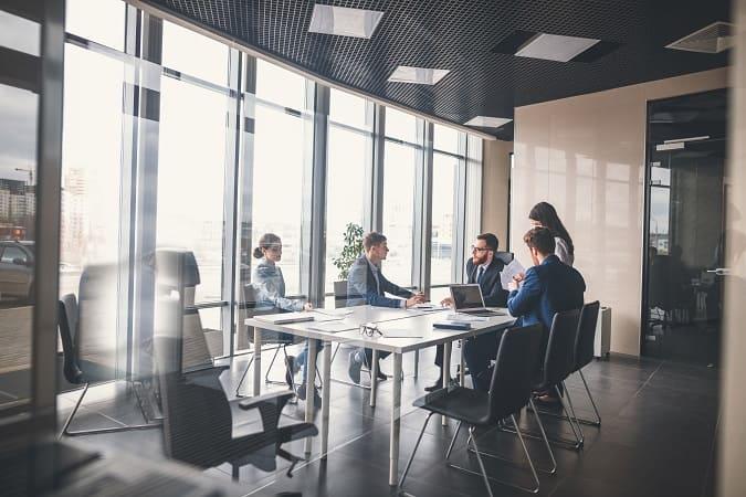 Gestionale di Teamax: il quadro comandi dei gruppi di lavoro